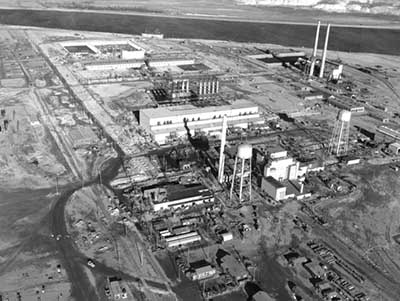 DOE awards $4 billion Hanford nuclear reservation contract