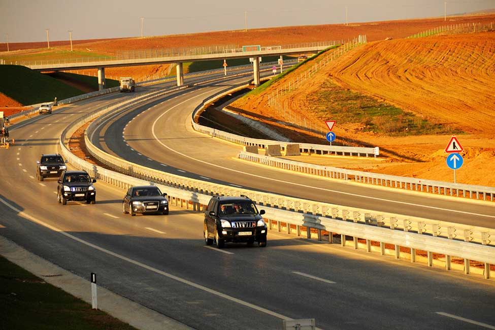 Global Road Achievement Award for the Kosovo motorway