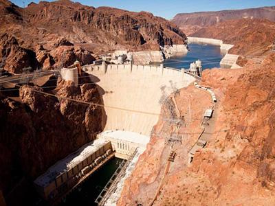 Hoover Dam Construction History - Bechtel