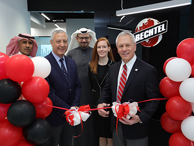 Bechtel Opens Office in Al-Khobar, Saudi Arabia