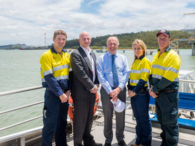 Bechtel Delivers on Promise to Hire 400 Apprentices for Curtis Island LNG Projects