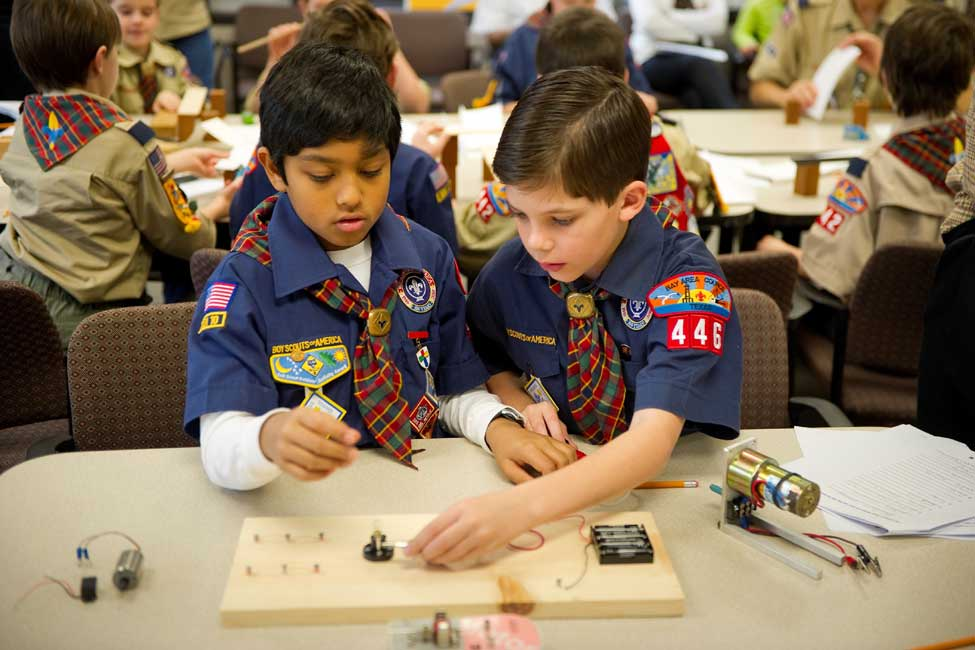 Bechtel Helps Kids Discover Engineering