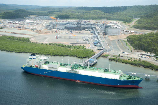 Queensland LNG