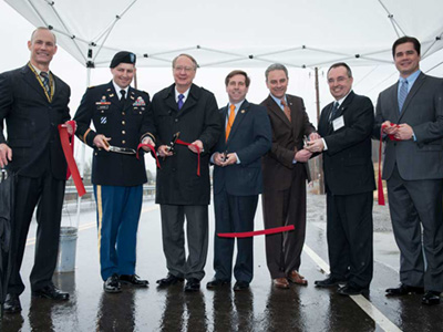 Bechtel Praises Completion of First Step toward Building Vital National Security Facility