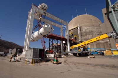 Bechtel Awarded EPC Contract for Nuclear Project