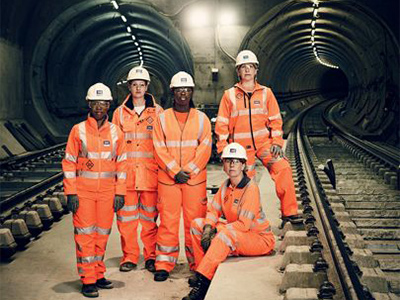 Women of Crossrail