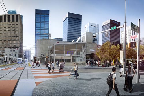 Edmonton Light Rail Transit - Building More Than Rail