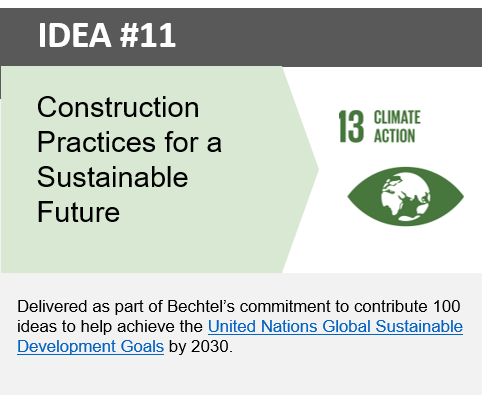 Construction Practices for a Sustainable Future