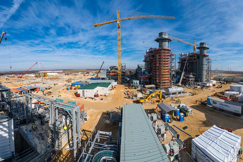 Power Plant Engineering And Construction Bechtel