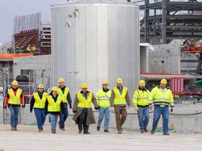 Blue Grass Chemical Agent-Destruction Pilot Plant