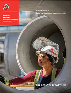 Bechtel Releases 2019 Annual Report Showing Strong Financial and Sustainability Performance