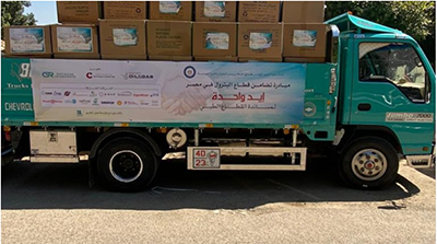 Image of Egypt petroleum companies offer EGP 4.5m medical supplies in COVID-19 response