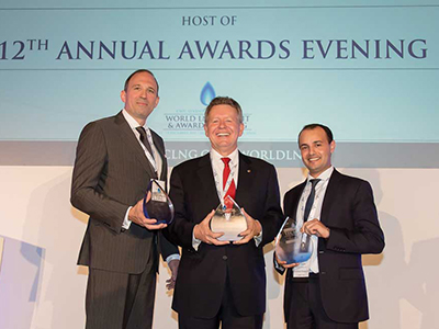 Vice Chairman Bill Dudley Receives LNG exec of the Year Award