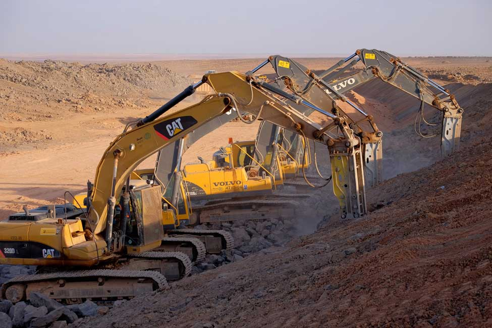 Waad Al Shamaal Construction Equipment