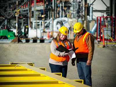 Bechtel Project Receives National Safety Award