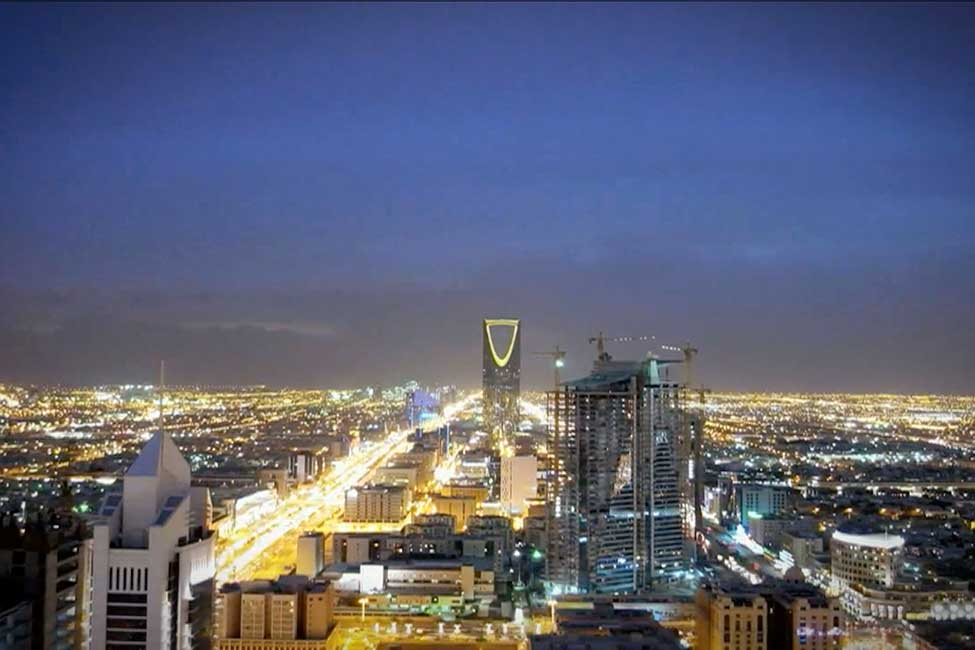 The new metro system will help reduce congestion in Riyadh, where the population is expected to rise to 8 million by 2030