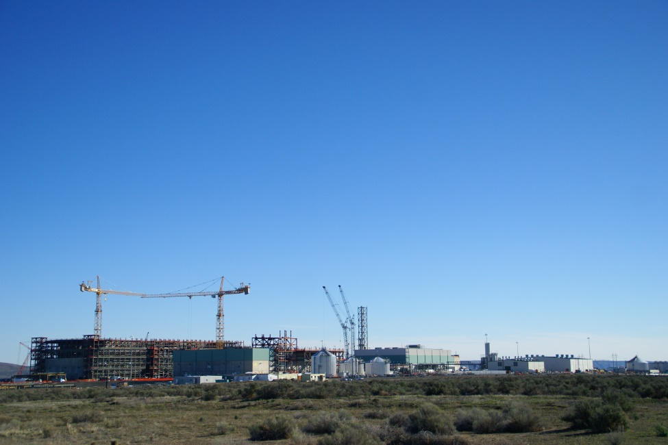 National board hears safety culture is improving at Hanford vit plant