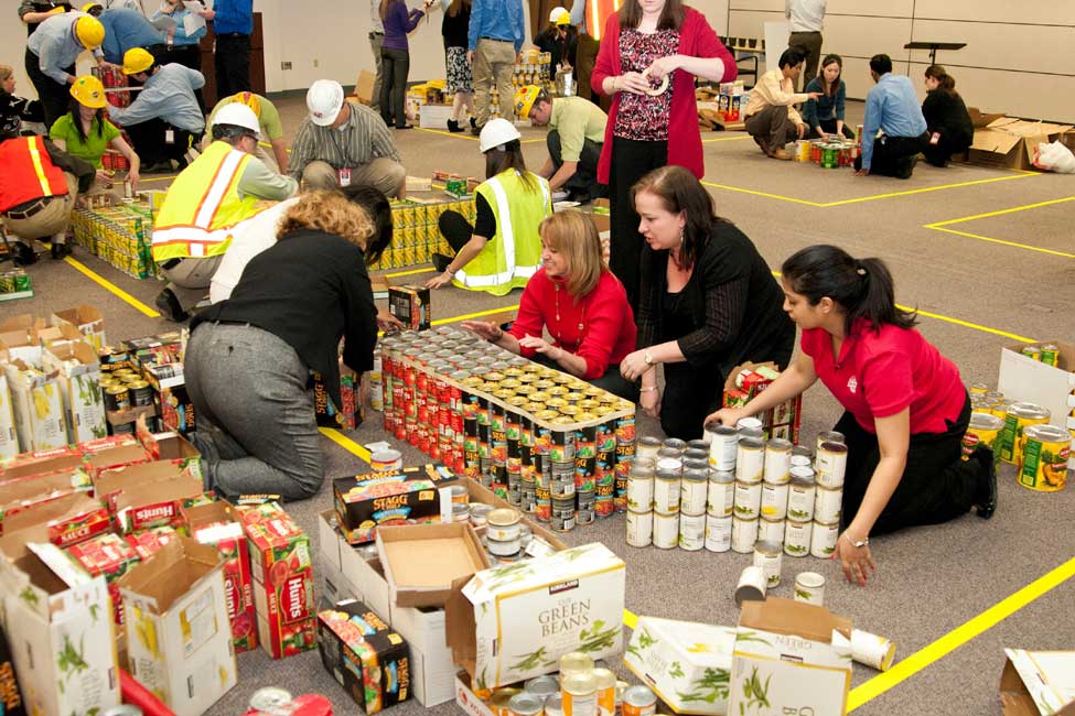 Bechtel Employees Get Creative To Help Maryland Charity