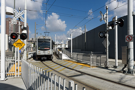 Los Angeles County Metropolitan Transportation Authority Selects 5 for LA Metro Corridor