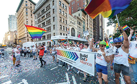 Focus on Workforce: Industry Firms Boost Outreach to LGBTQ Workers