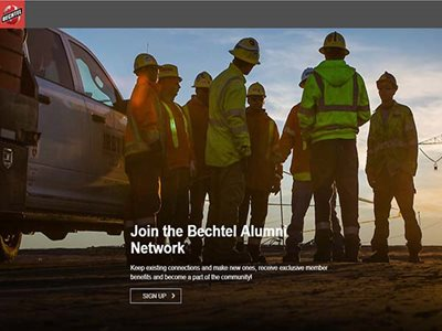 Bechtel Launches Alumni Network