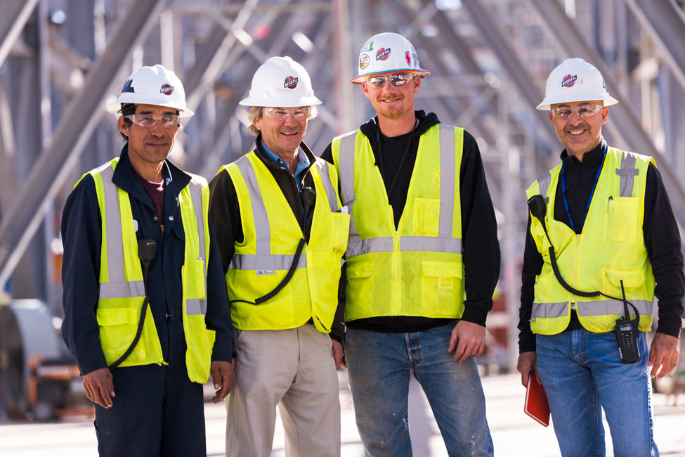 Construction contractors to watch.
