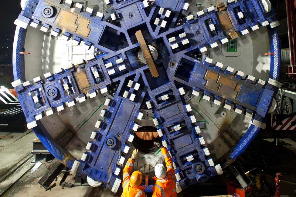 Crossrail: Europe's most ambitious engineering project