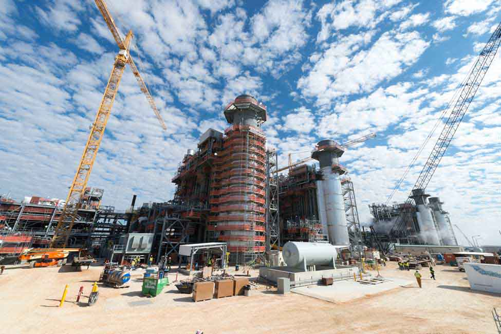 Temple I and Temple II are two 758-megawatt combined-cycle power plants fueled by natural gas