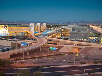 Bechtel Marks Major Milestone at McCarran Airport Expansion Project