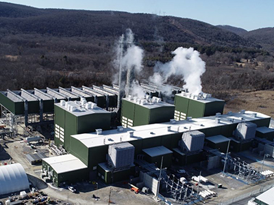 Bechtel Completes Cricket Valley Energy Center in New York State