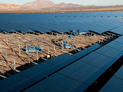 Bechtel Awarded EPC Contract for New Solar Power Project