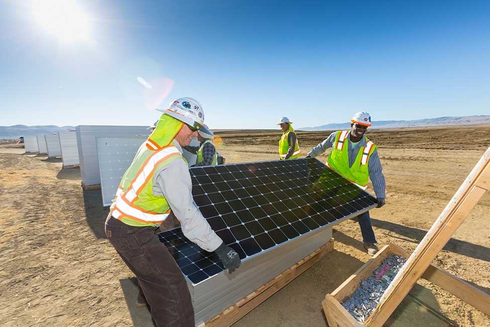 Bechtel Receives Notice to Proceed for World-Class Solar Facility