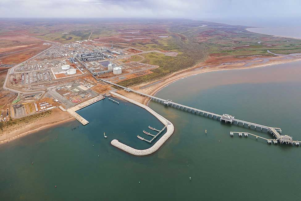 Wheatstone Lng Clean Reliable Natural Gas Bechtel