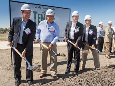 Bechtel Breaks Ground on 758MW Combined-Cycle Power Plant