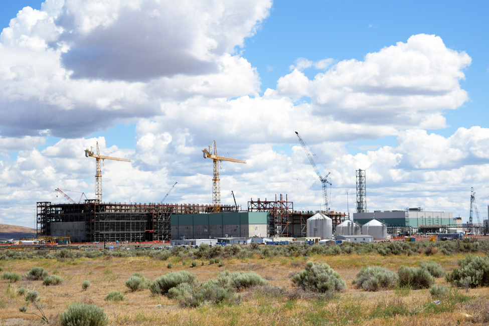 DOE Makes Significant Progress at Hanford Vit Plant in FY 2016