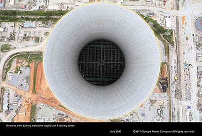 Cooling Tower at Vogtle