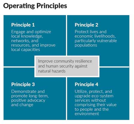 Green Grey Operating Principles