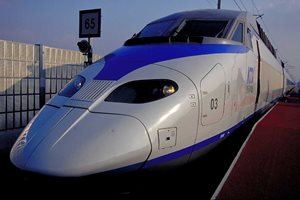Korean High Speed Train