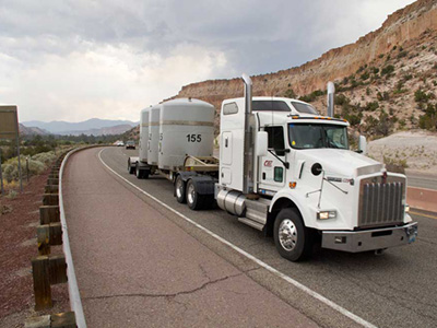 Los Alamos Lab Once Again Breaks Record for Shipping Radioactive Waste