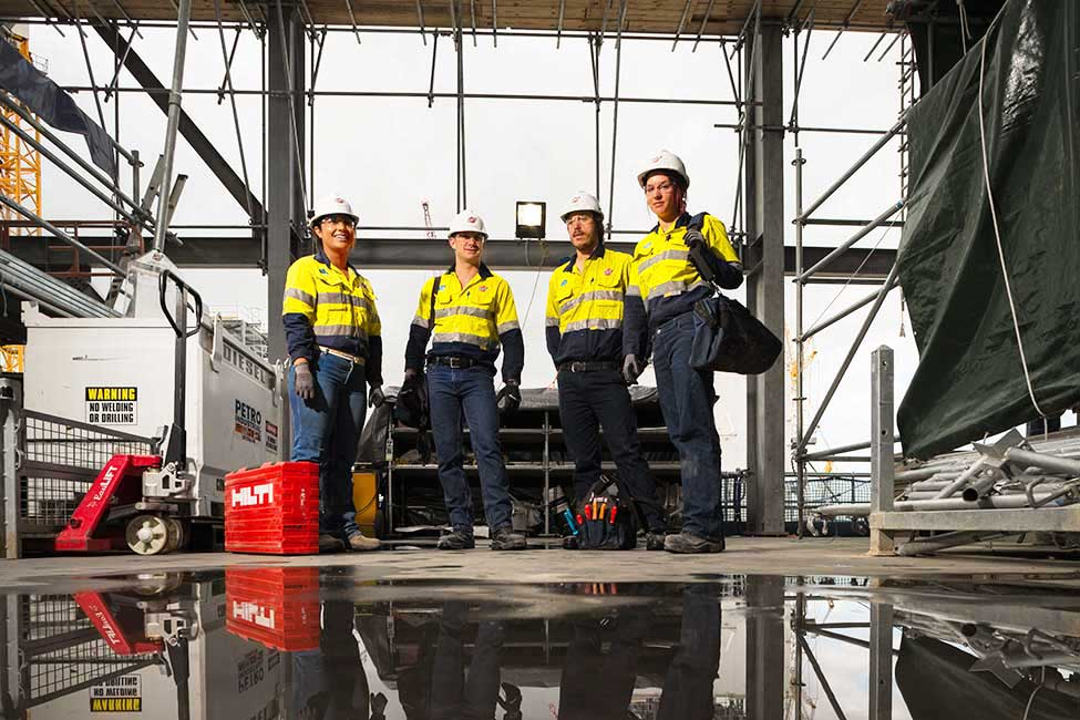 Bechtel to Hire 400 Adult Apprentices for LNG Construction