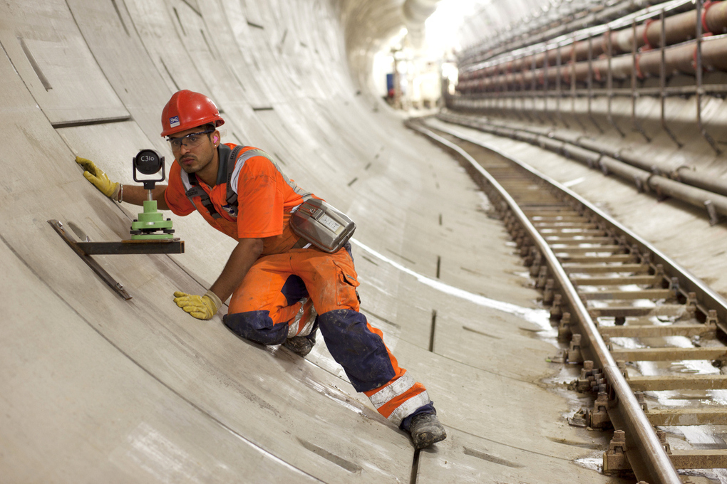Always boring, never dull: Britain at cutting edge of tunnelling boom