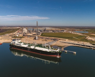 Image of Corpus Christi Train 1 Selected as ENR's Global Best Power/Industrial Project of the Year