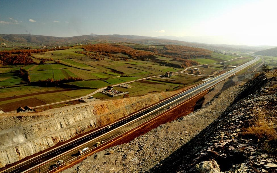 Kosovo Motorway Reaches Key Milestone