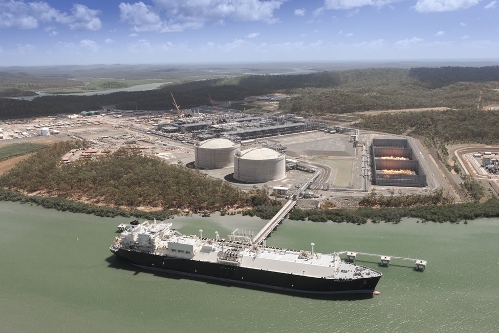 Bechtel Earns Top Industry Recognition for Curtis Island LNG Program