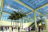 The design of the new metro reflects Riyadh's modernity and its architectural heritage