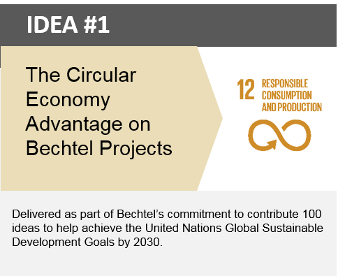 Image representing The circular economy advantage on Bechtel projects