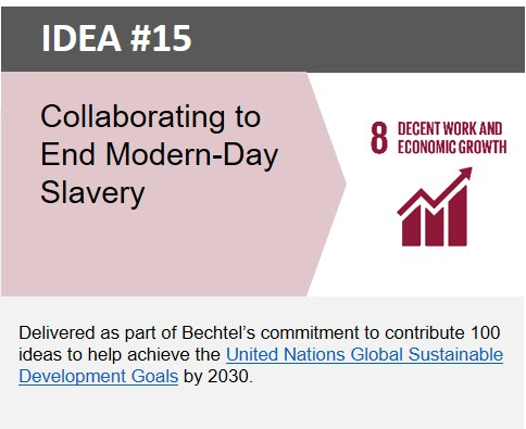 Collaborating to End Modern-Day Slavery