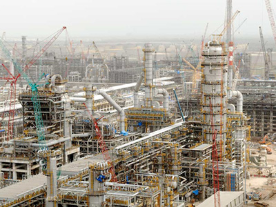 Jamnagar Oil Refinery
