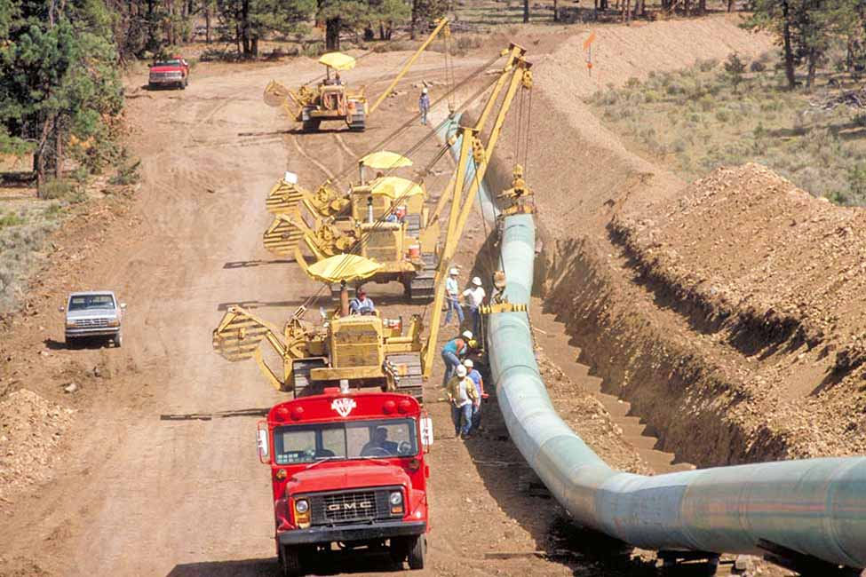 pipeline expansion project