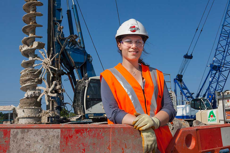 Bucking the trend: why the civil sector has more female engineers